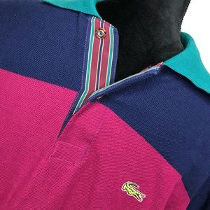 Lacoste Stripped Polo